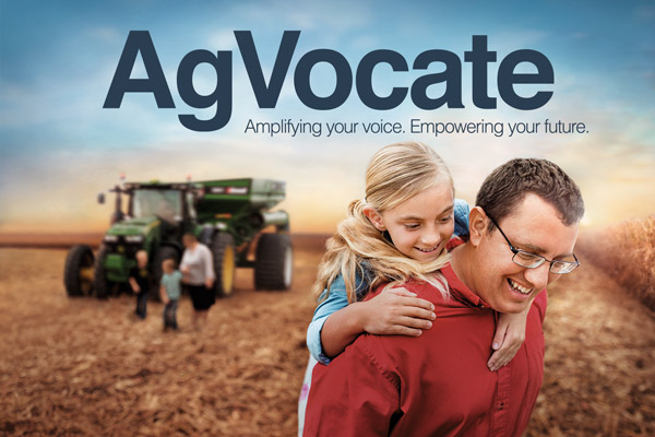 Agvocate - Amplifying your voice. Empowering your value.