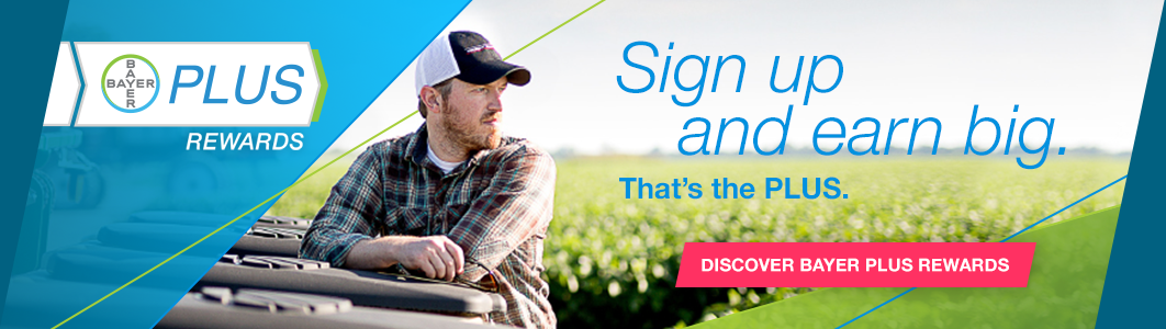 Discover Bayer PLUS Rewards – Enroll and get rewarded.