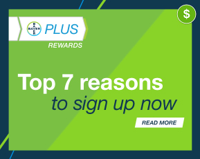 7 Reasons to Sign Up for Bayer PLUS Rewards