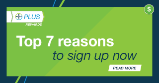 7 Reasons to Sign Up for Bayer PLUS Rewards Read More