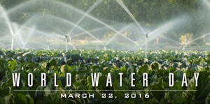 World Water Day March 22, 2016
