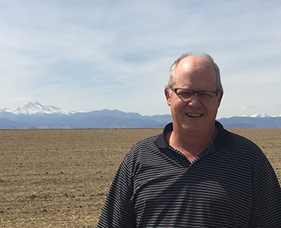 Bret Koops, Bayer Colorado Technical Sales Consultant
