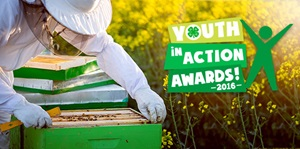 4-H Youth in Action Awards 2016