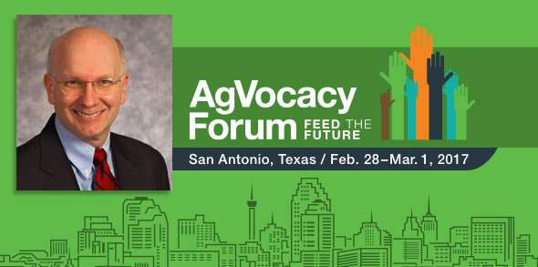 Roger Lowe - AgVocacy Forum