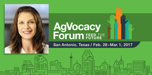 Vivian Howard, AgVocacy Forum