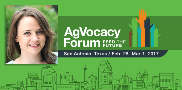 AgVocacy Forum - Louisa Burwood-Taylor