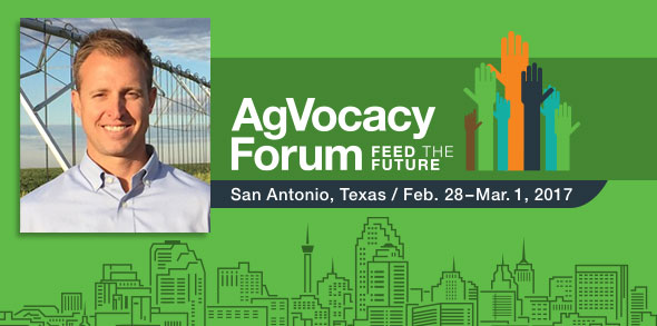 Jeremy Brown, AgVocacy Forum