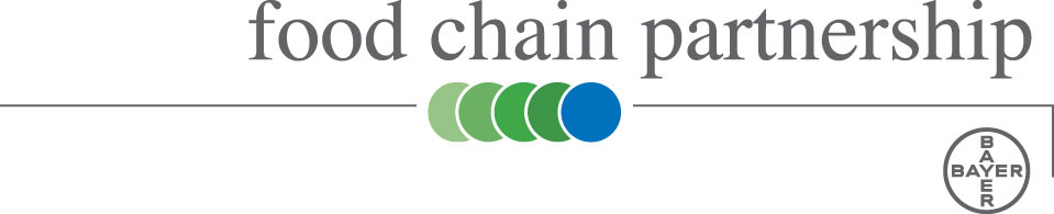 Bayer CropScience Food Chain Partnership logo