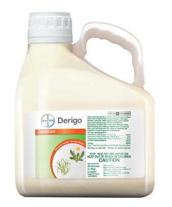 Bayer CropScience - Derigo Post-Emergent Herbicide