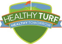 Bayer Healthy Turf, Healthy Tomorrow logo