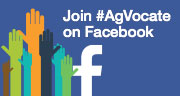 Join the #AgVocate group on Facebook