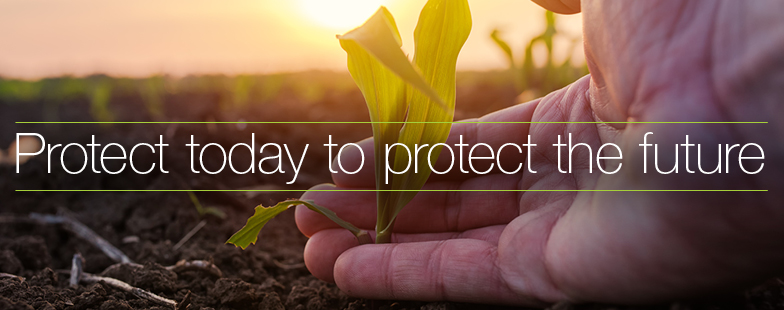 Protect today to protect the future