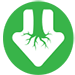 low tree vigor green icon