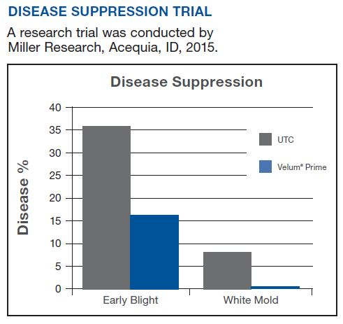 Disease Suppression Trial