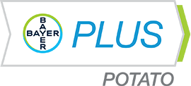 Bayer PLUS Potato program logo