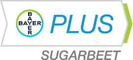 Bayer PLUS Sugatrbeet program logo