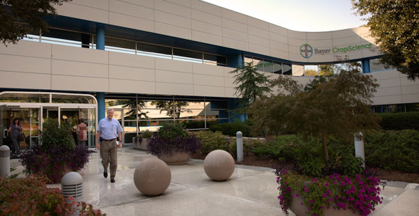 Bayer CropScience building at RTP