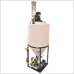 Closed Calibration Tank & Pump System