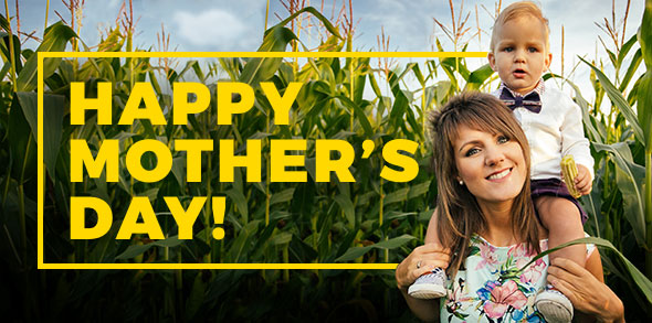 Happy Mother's Day from Bayer CropScience