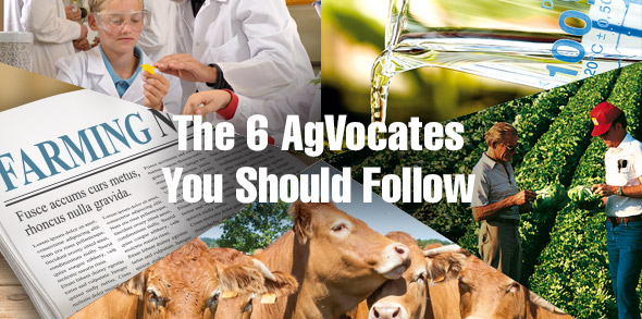 The 6 AgVocates You Should Follow