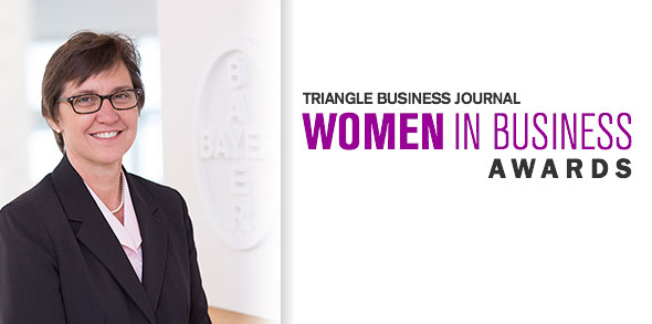 Triangle Business Journal - Women in Business Awards