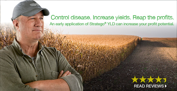Control disesase. Increase yields. Reap the profits.