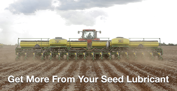 Get More From Your Seed Lubricant